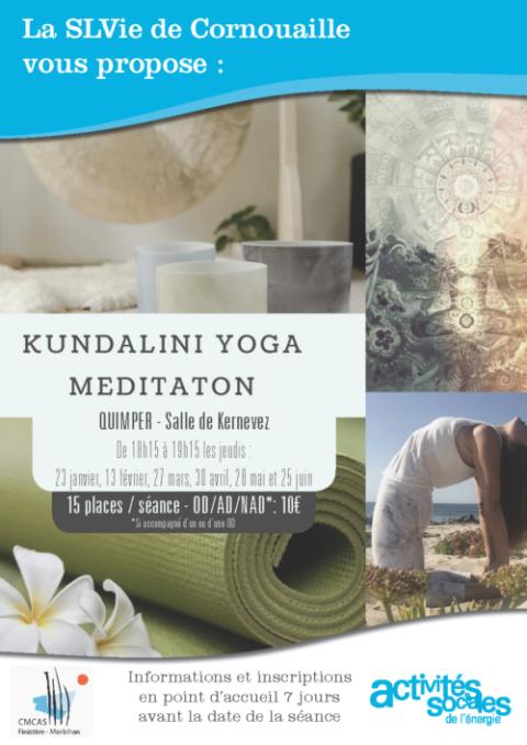 Kundalini Yoga & Méditation