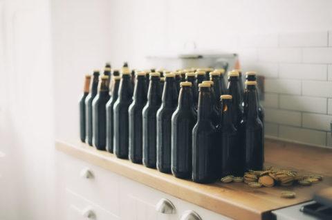 Atelier brassage de bière à la brasserie Penhors (Pouldreuzic)