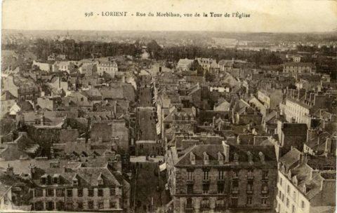Visite maison année 1930 – Lorient