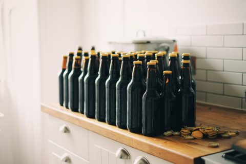 Brassage de bière à Penhors